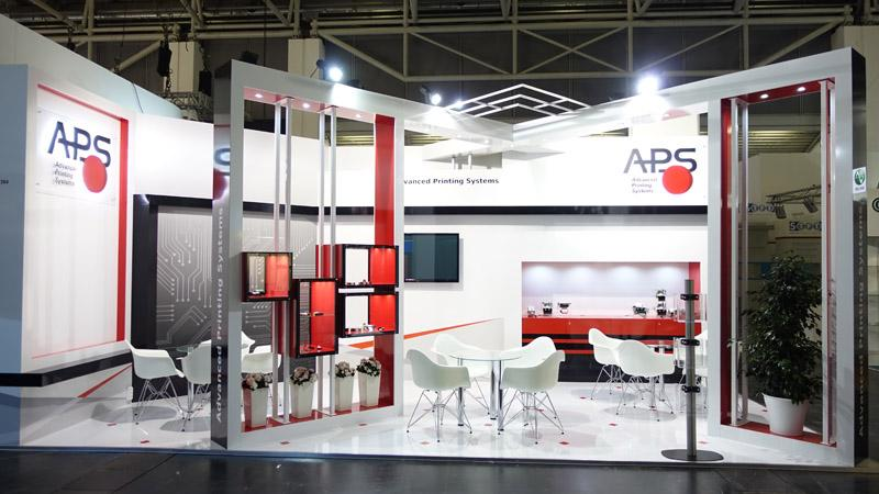 APS booth
